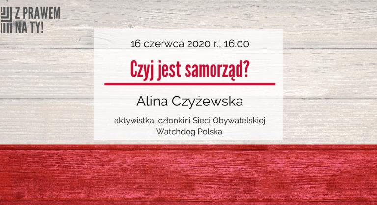 banner z informacjami o webinarium