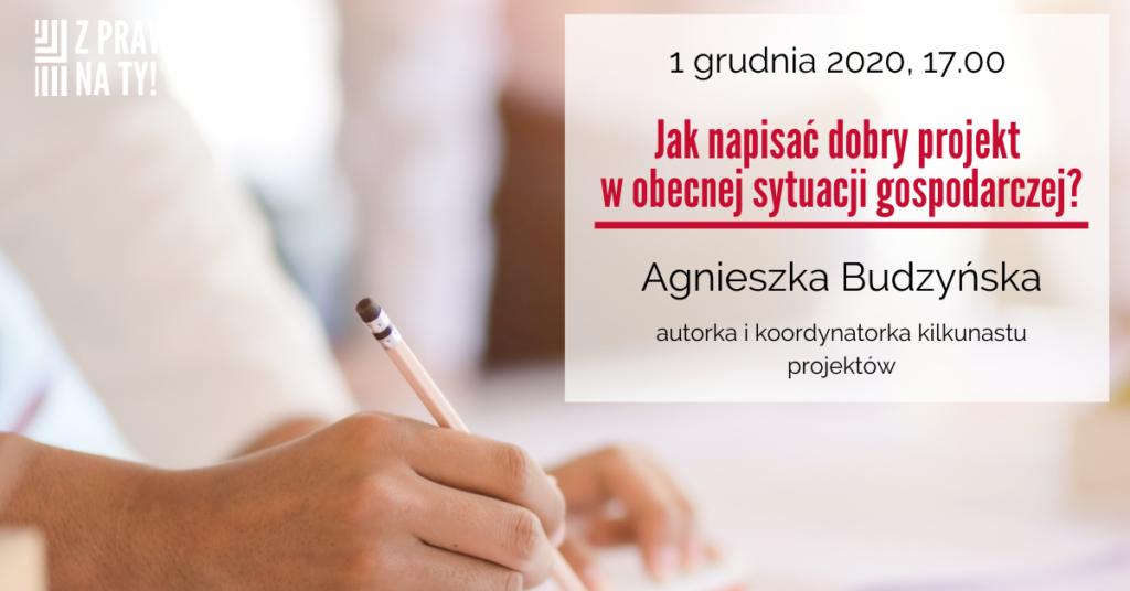 jak napisać dobry projekt